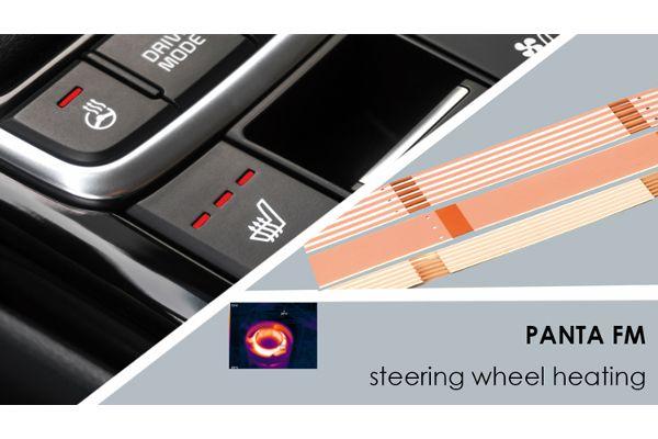 steering wheel heating