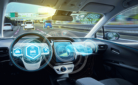 Automated driving - Connected Car